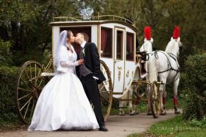 карета на свадьбу фотограф Алия Валеева