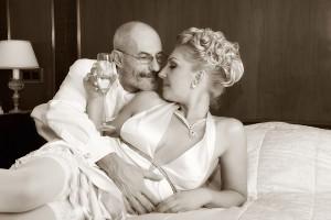 свадебное фото в стиле ретро фотограф Алия Валеева