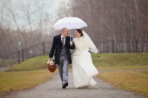 Свадьба в ноябре фото Фотограф Алия Валеева
