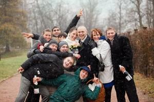 Веселая компания Фотограф Алия Валеева