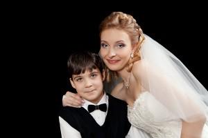 дети на свадьбе фотограф Алия Валеева