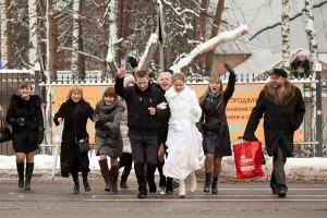 Гости на свадьбе фотограф Алия Валеева Москва