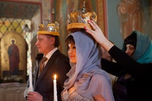 фото с венчания