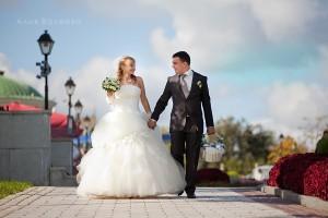 фотограф на свадьбу Алия Валеева , выездная регистрация в Царицыно