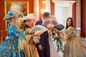 выездная регистрация в царицыно , свадьба в царицыно , фотограф на свадьбу , алия валеева фотограф