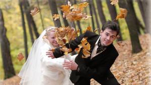 алия валеева свадьба осенью