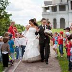 Алия Валеева Выездная регистрация в Коломенском