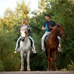 Алия Валеева lovestory на лошадях