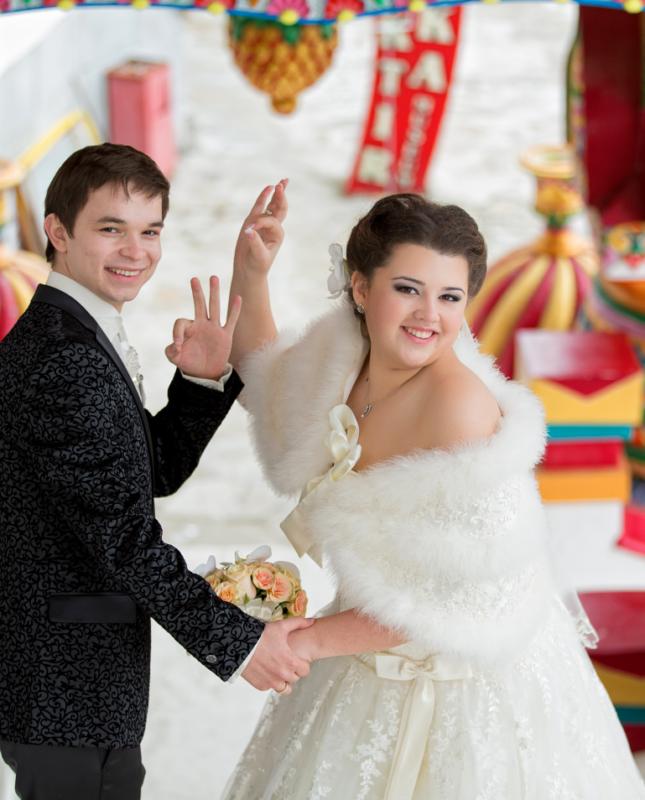 Свадьба в Измайловском Кремле
