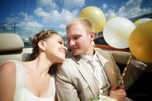 Свадьба кабриолет август фотограф Алия Валеева