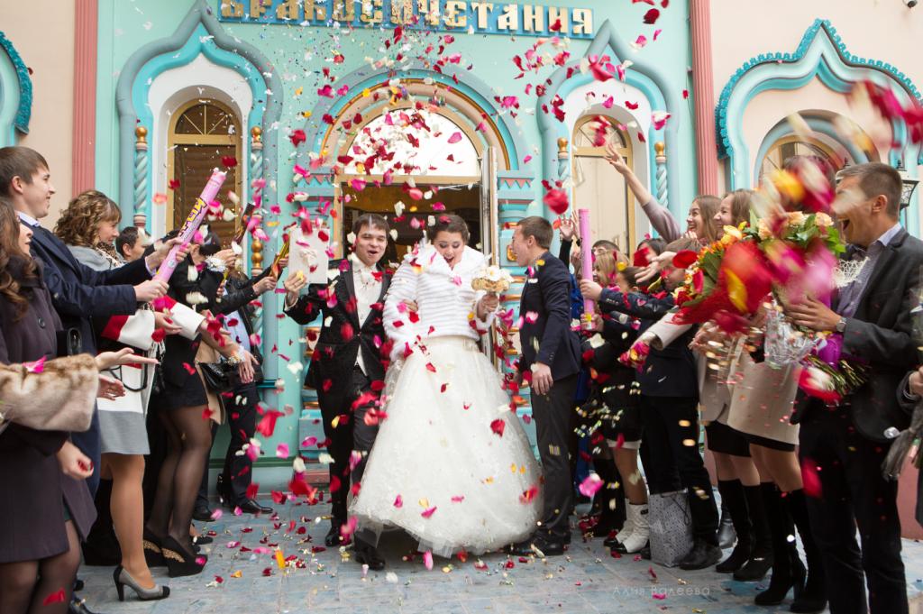 Красивая татарская свадьба