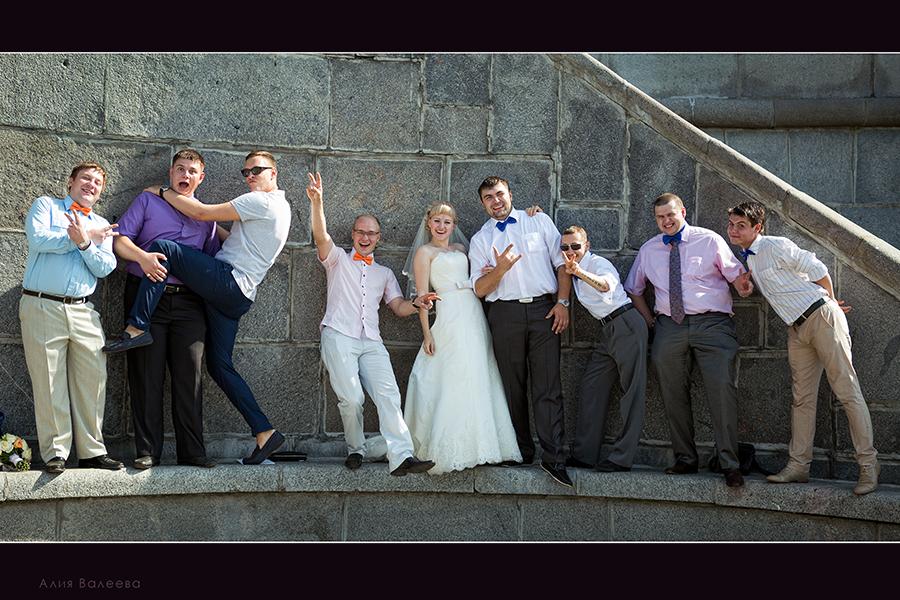 Гости на свадьбе фотограф Алия Валеева