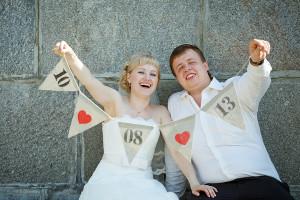 Свадьба в августе