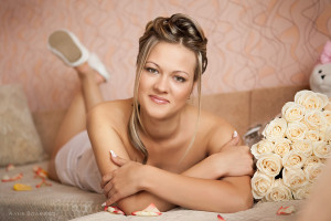 Утро невесты фотограф Алия Валеева