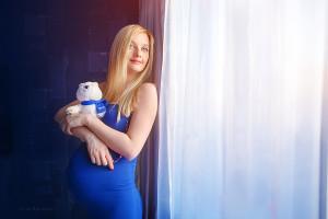 Беременность фотосессия в ожидании чуда