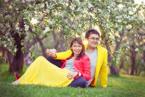Весенние фотосессии на природе фотограф Алия Валеева
