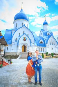 фото крещения, Храм Покрова Пресвятой Богородицы , храм на Ясеневой