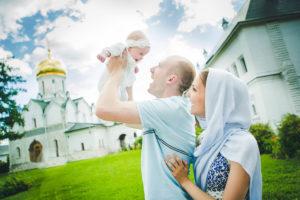 фотограф на крещение ,фотограф Москва