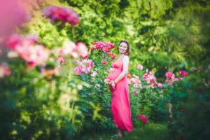 фотосессия беременности в ожидании чуда