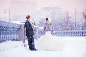 свадьба зимой фотограф Алия Валеева