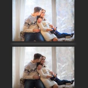 фото до после фотограф Алия Валеева